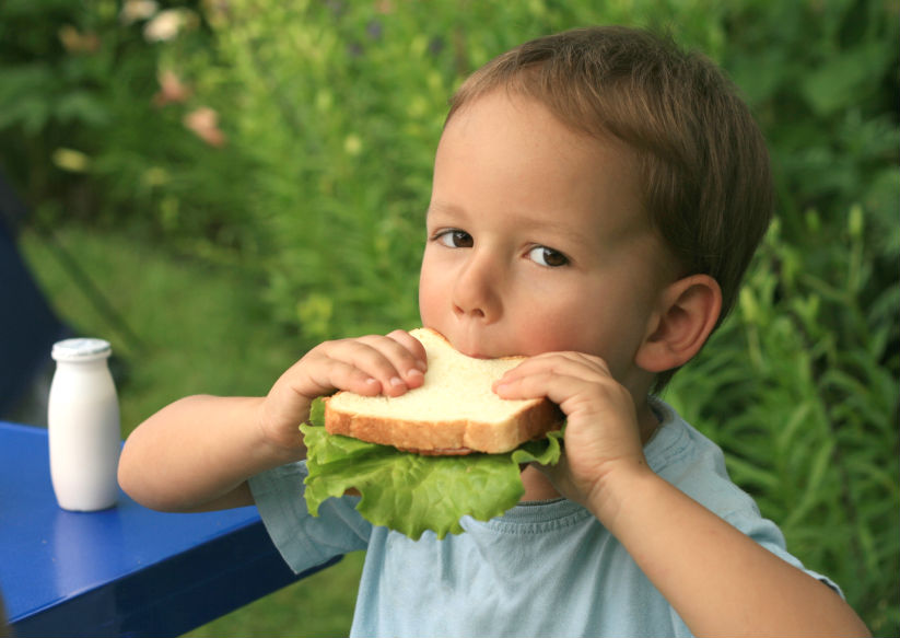 Dezvoltarea copilului influentata de obiceiurile alimentare