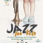 Copiii sunt incurajati sa descopere muzica jazz, la Jazz for Kids