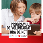 Organizatia Salvati Copiii relanseaza programul national de voluntariat Ora de Net