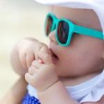 Ochelari de soare pentru copii: Nevoie sau moft?