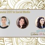 Gala Itsy Bitsy: Liderul anului 2017 in Social Media