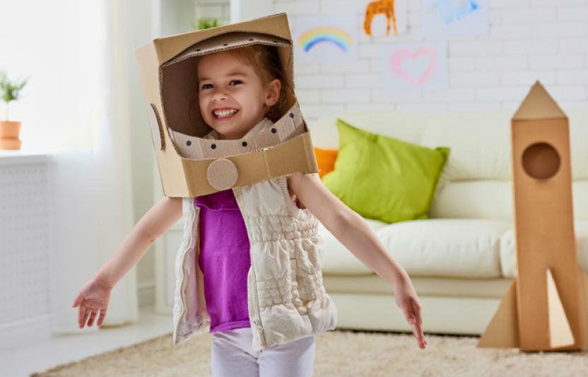Minti creative, copii inteligenti