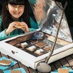 Experiment pentru copii: Cum faci un cuptor solar
