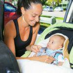 Vacanta cu un nou-nascut