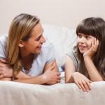 Cum ii vorbesti copilului despre pubertate