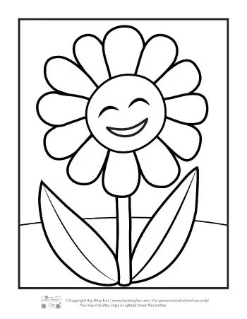 coloring pages for kids # 6
