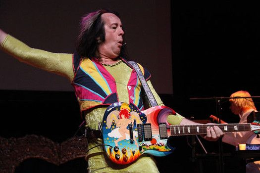 Todd Rundgren with The Fool