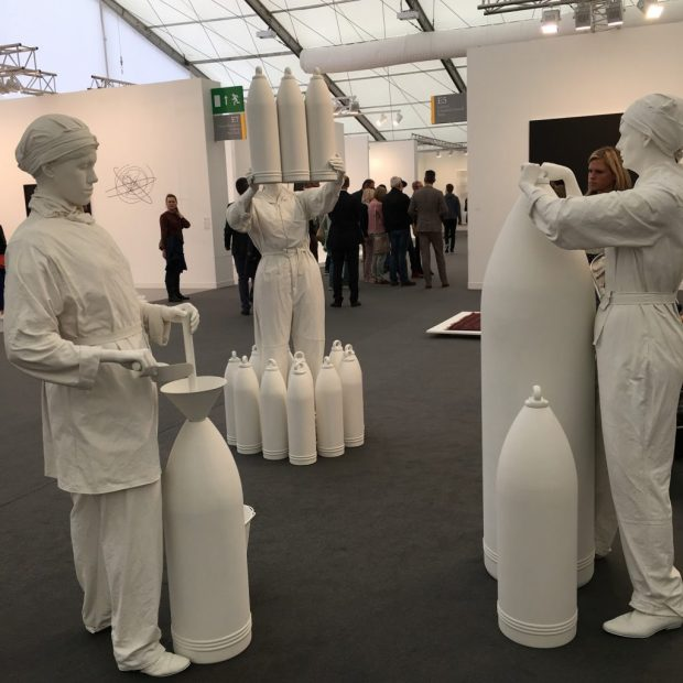 Frieze Art Fair - Melik Ohanian