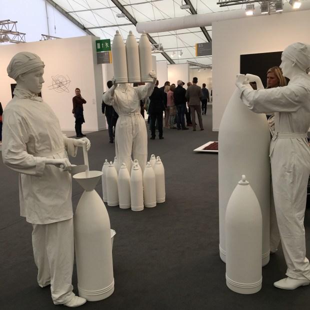 Frieze Art Fair - Melik Ohanian