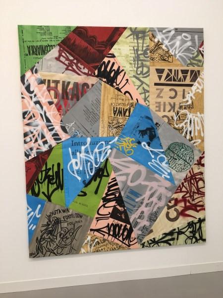 Frieze Art Fair - Paulina Olowska