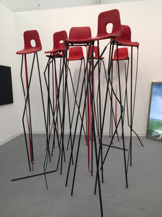 Frieze Art Fair - Jesse Darling