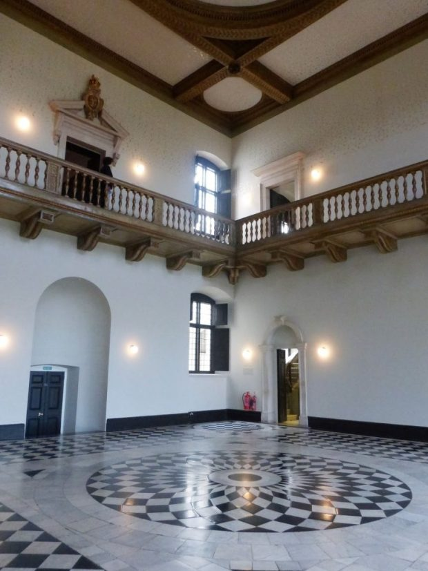 Queen's House Greenwich - Great Hall