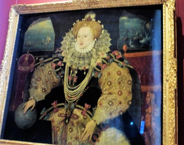 Queen's House Greenwich - Queen Elizabeth I painting