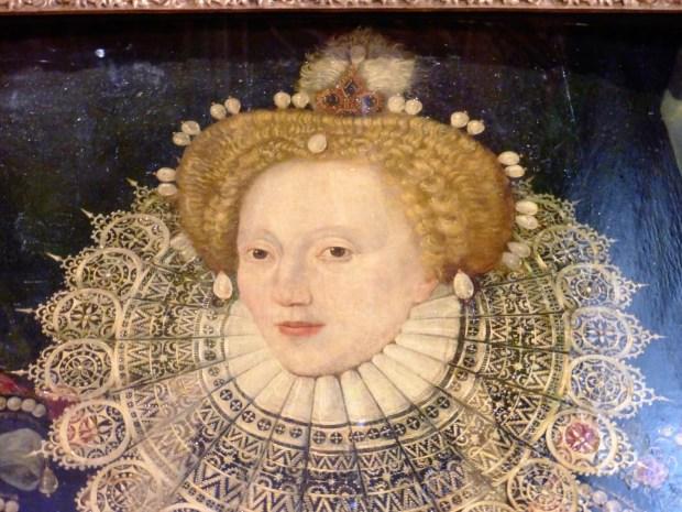 Queen's House Greenwich - Queen Elizabeth I painting