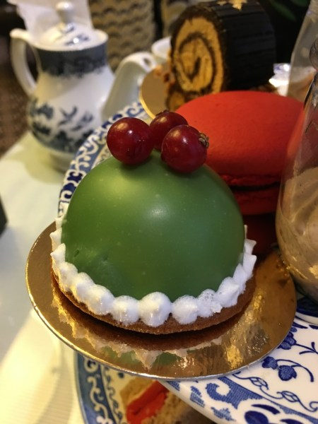 St Ermin's Hotel Festive afternoon tea