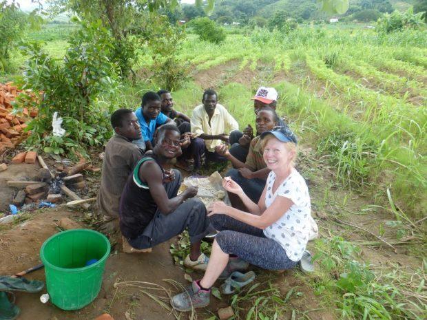 Malawi builders