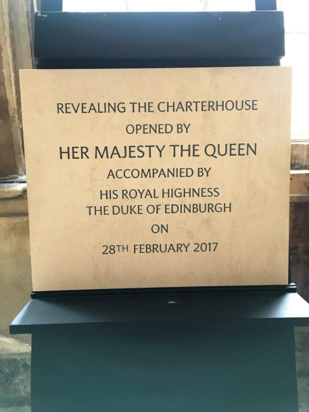 Charterhouse, London
