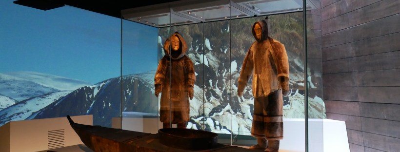 Inuit display