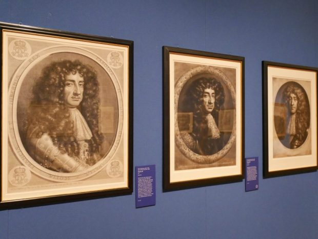 Charles ll at Queen's Gallery
