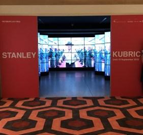 Kubrick at the Design Museum