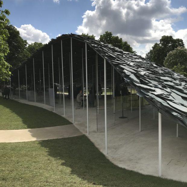 Serpentine Pavilion 2019