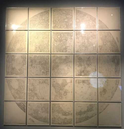 The Moon exhibition at NMM Greenwich
