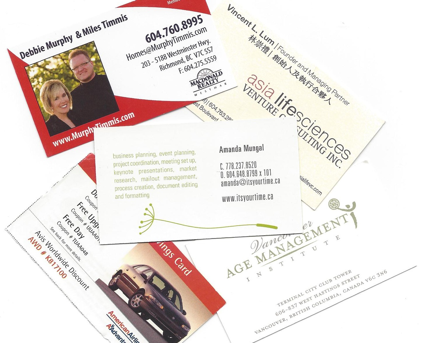 Is Your Business Card Excelling Or Failiing At It S Job