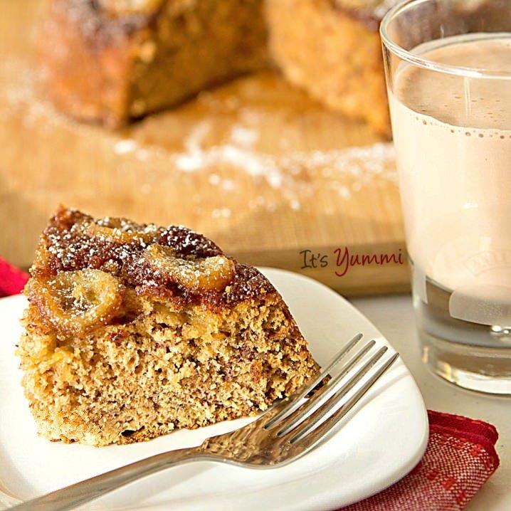 Simple Banana Cake Recipe Baking Powder