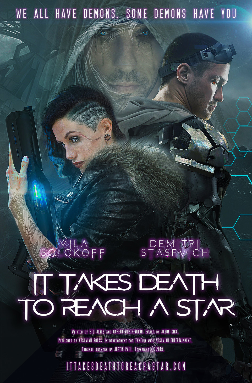 Image result for it takes death to reach a star
