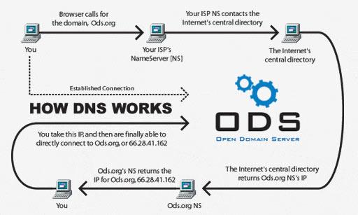 TechnoBlitz.it Linux per tutti: Cambiare DNS su Linux e quali scegliere