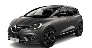 Renault Scénic Black Edition
