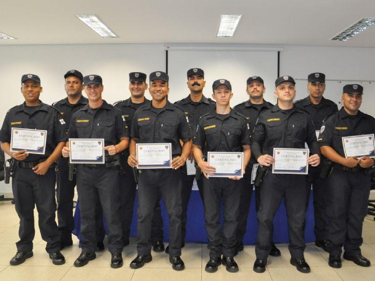 Guarda Civil Municipal de Itu forma onze novos integrantes