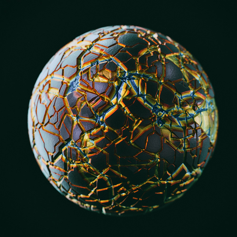 Tiny Planets – Procedural Surfaces with Houdini