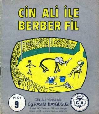 cin ali ile berber fil