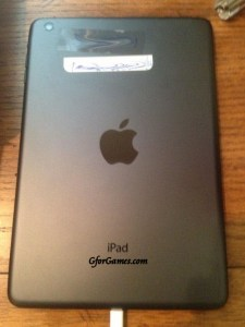 ipad mini 2 leaked back case