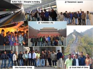 K7 China Trip
