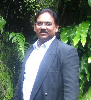 Mr. Arun Ghosh, Country Head, CyberPower India