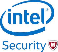 intel security logo