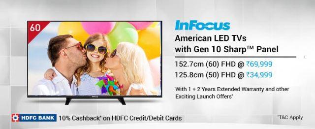 InFocus_LED TVs_Flipkart