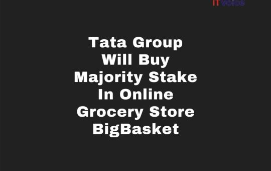 Tata Group Will Buy Majority Stake In Online Grocery Store BigBasket