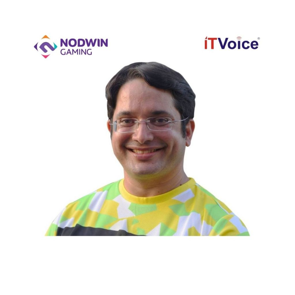 Akhsat Rathee, Co-Founder And MD Of NODWIN Gaming