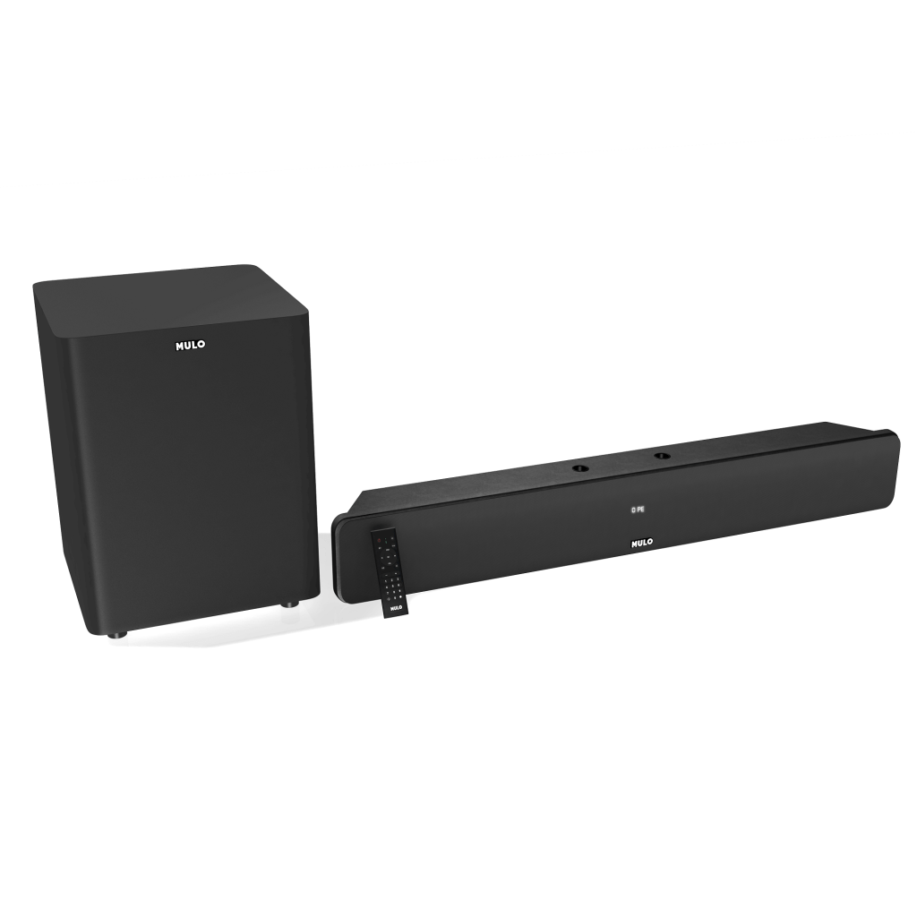 MULO launches Arena 6000 – 60W True RMS 2.1-Channel Soundbar with Subwoofer