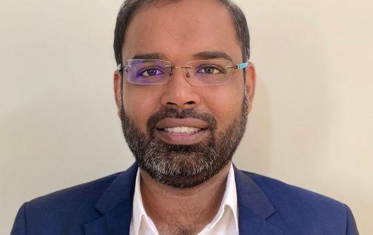 Logesh Velusamy, Founder & CEO of Effitrac