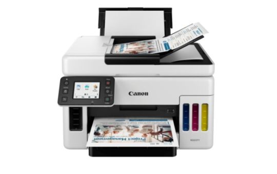 Canon Introduces Pigment Based Ink Tank Printers to Meet High Volume Colour Printing Demand in Home Offices and Small Businesses