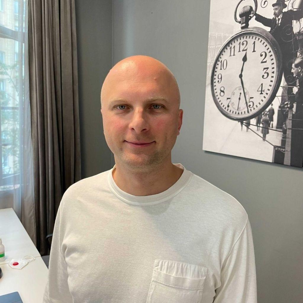 Mikhail Marchenko, Co-Founder & CEO of JuicyScore