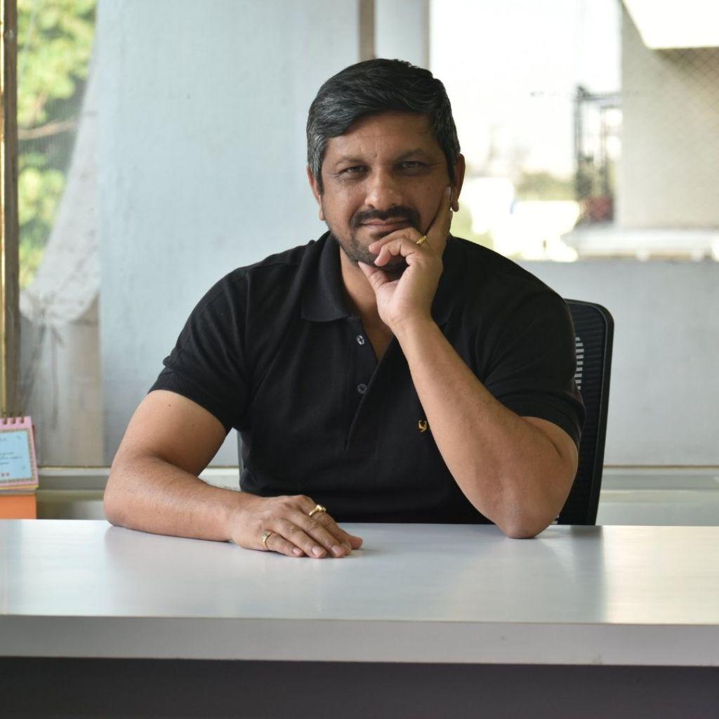 Samir Chabukswar, Founder & CEO of YUJ Designs
