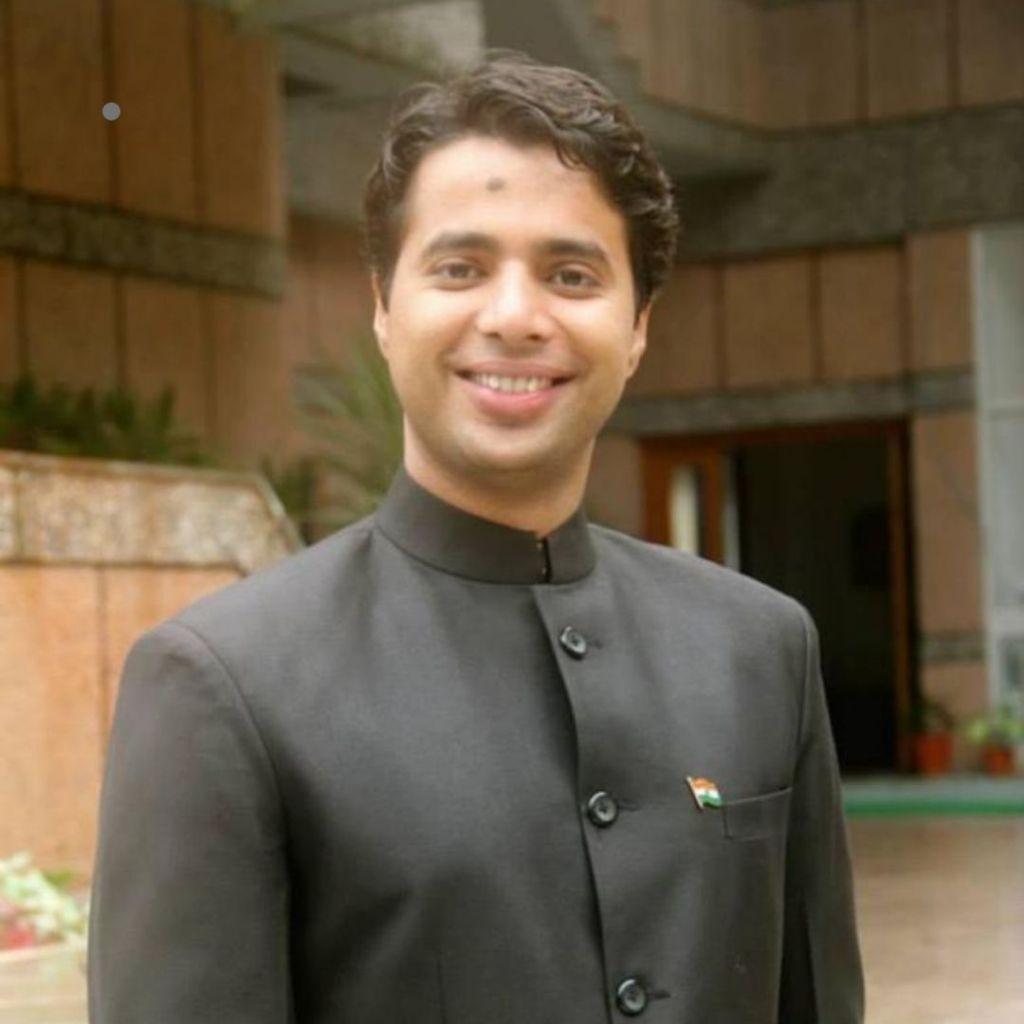 Prashant Sharma, IAS (Uttar Pradesh)