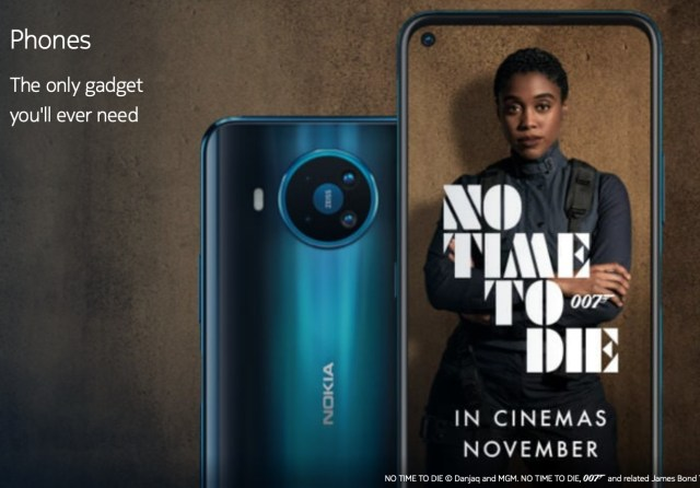 iTWire - VIDEOS: Nokia 8.3 with 5G launches in Oz, but will its battery ensure it has No Time To Die?