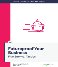 Futureproof Your Business: Five Survival Tactics