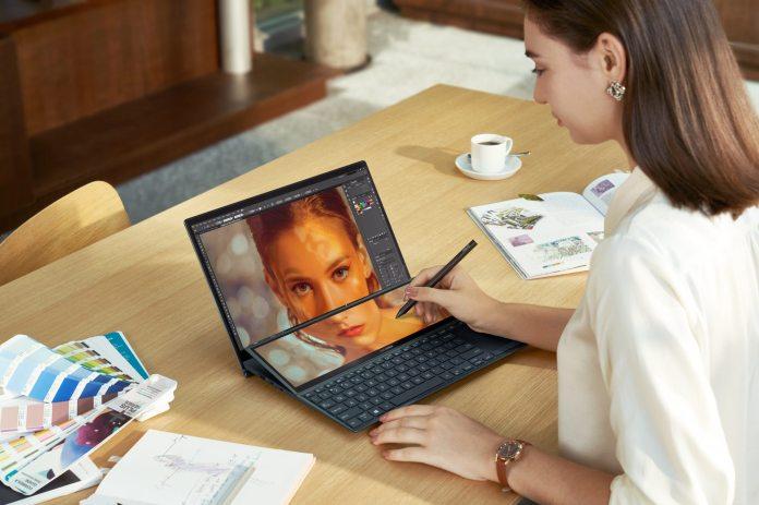 ASUS cutting-edge ZenBook Duo laptops launched virtually in Sri Lanka   LankaTalks English   Sri Lanka News